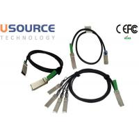 Wholesale DAC SFP+ 1m 2m 3m 5m 10Gbps AWG30 Data Center Passive Copper SFP 10G DAC SFP Cable from china suppliers