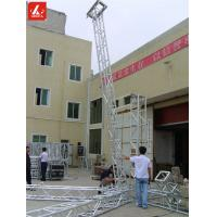 Wholesale Hang Line Array Speaker Truss 8M Speaker Hanging Truss System 1.1T Max Loading from china suppliers