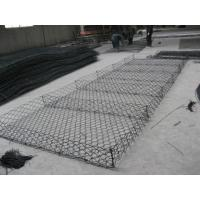 Wholesale Eco Friendly Gabion Wire Mesh , Gabion Wire Cages For Rock Retaining Walls from china suppliers