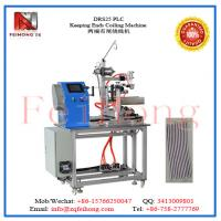 Buy cheap heating element machine for RS-25 PLC Keeping Ends Coiling Machine by feihong machinery from wholesalers