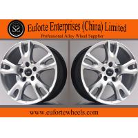 Wholesale 20 Inch Black Machined European Wheel Replica Car Alloy Wheels / Car Wheel Rim from china suppliers