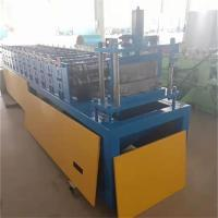 Drywall Light Steel Keel Roll Forming Machine For Exterior Walls / Ceilings and plaster board
