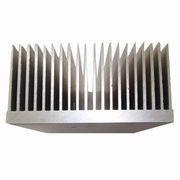 Buy cheap Sliver or black  etc; Aluminum heatsinks, customized and OEM/ODM orders are accepted from wholesalers