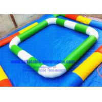 Heavy Duty Indoor Outdoor Inflatable Paddling Pool CE RoHS Certification