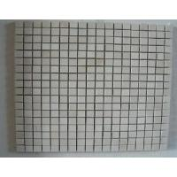 Wholesale White Marble Mosaic Tiles (LY-138) from china suppliers