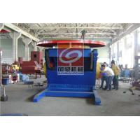 Automatic 7.5KW Tilting Welding Rotary Welding Positioners Heavy Duty 20 Ton