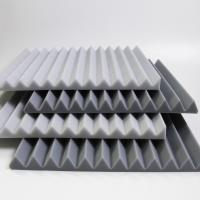 Buy cheap High Density Gray Anechoic Chamber Sound Proof/ Recordng Studio Soundproofing from wholesalers