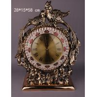 Wholesale Two Love Birds Designer Table Clock from china suppliers
