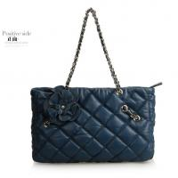 Quality lamb leather handbags high quality famouse brand style for sale