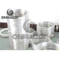 Wholesale Ag72Cu28 High Temp Alloys Welding Wire 1mm / 1.5mm / 2mm for C Point Power Cut Off from china suppliers