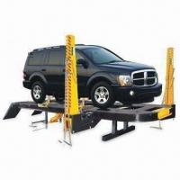 Wholesale Auto Collision Repair System with 5,500mm Bed Length, 2,100mm Bed Width and Two Towers from china suppliers