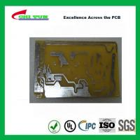 Printed Circuit Board Manufacturing Securit And Protection With 1L FR4 2.35MM HASL