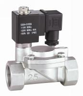 "Wholesale Pilot Operated Stainless Steel Solenoid Valve Two Way Normally Closed 3/8"" ~ 3"" from china suppliers"