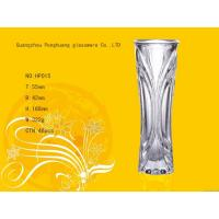 Wholesale painting color Wedding, party Flower art Personalized Glass Vase / clear Vases from china suppliers