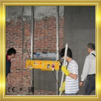 Wholesale Electric Remote Auto Render Machine , Birck Wall Plaster Rendering Machine from china suppliers