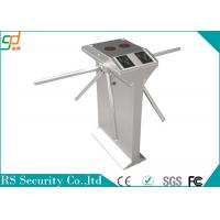 Wholesale Waterproof Rfid Pedestrian Turnstile Gate Access Controltripod Turnstile from china suppliers