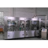 Wholesale Touch Screen Control Carbonated Drink Filling Machine / Processing Equipment from china suppliers