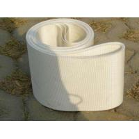 Wholesale Food Grade Endless Material Handling Conveyor Belt PVC / Polyurethane White Color from china suppliers