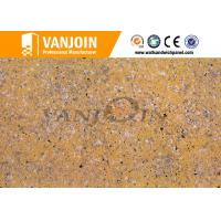 Wholesale A1 Level Breathable Fireproof Interior Clay Wall Tile 300x600mm / 600x600mm Durable from china suppliers