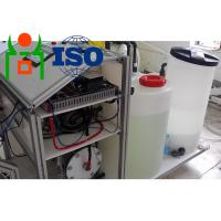 Wholesale Automatic 500g / H Sodium Hypochlorite Water Treatment With 0.8% Concentration from china suppliers