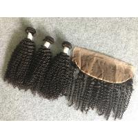 Wholesale 13x4 Lace Frontal 8A Virgin Hair , No Tangle No Shedding 8A Human Hair from china suppliers