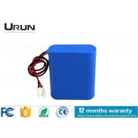 Wholesale 11.1V 2500mAh Lithium Iron Battery Pack , Samsung Inr18650 25r Battery from china suppliers