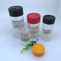 Wholesale PET Pepper Packing Shaker Containers 150ml Plastic Spices Shaker from china suppliers