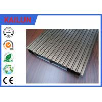 Wholesale Interlocking Anodized Waterproof Aluminum Decking Boards Materials 6000 series Grade from china suppliers