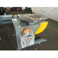 Quality Digital Display Electric Tilting Rotary Welding Positioners For Automatic Pipe Welding for sale