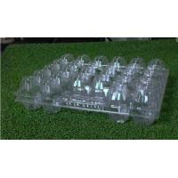 Wholesale 28 Cavities Disposable Food Trays Rectangular / Egg Tray 5x6 Range from china suppliers