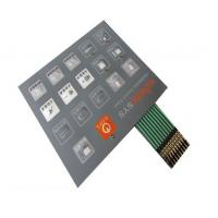 Wholesale Heat Resistant / Waterproof Membrane Switch And Panel With 3M Adhesive from china suppliers