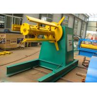 Wholesale Hydraulic Uncoiler Of Roll Forming Machine from china suppliers
