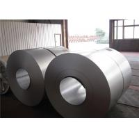 Wholesale Banding Flexible Iron Metal Sheet Coil GI Steel Coil GB , Industry Standard from china suppliers