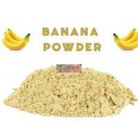 Wholesale Characteristic Organic Banana Powder / Extract Freeze Dried Banana Powder from china suppliers