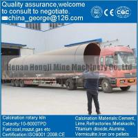 Wholesale metallurgy rotary kiln from china suppliers