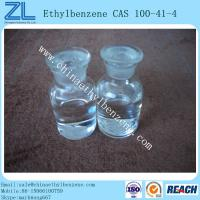 Buy cheap 99.8 Percentage Ethyl Benzene CAS100-41-4 Colerless Liquid Form from wholesalers