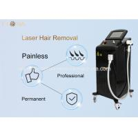 Wholesale Safe Diode Laser Hair Removal Machine With 1200w 3 Waves Big Spot High Efficiency from china suppliers