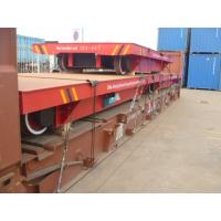 steerable transfer car