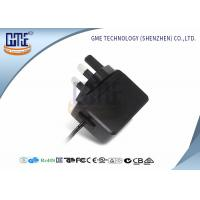 Wholesale 6 Volt Switching Power Supply AC DC Universal Power Adapter UK Plug from china suppliers
