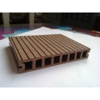Wholesale WPC Wall Cladding / Anti - Slip Composite Decking For Garden , Lawn , Garage , Pool from china suppliers
