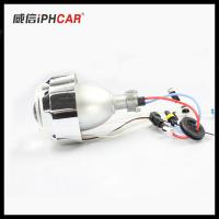 Quality Motocycle Parts 2.5 Inch Hid Bi-Xenon Dual Ccfl Angel Eyes Projector Headlight for sale