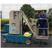 Wholesale In door Out door use Self Propelled Boom Lift / Aluminum Work  Platform from china suppliers