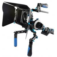 Wholesale Mult-Function Camera Shoulder Rig Mount Kit Matte Box Follow Focus from china suppliers