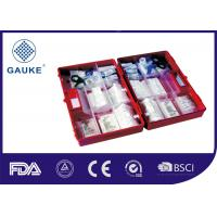 Wholesale Germany Standard First Aid Refills Kits DIN13157 With Plastic Box And Wall Bracket from china suppliers