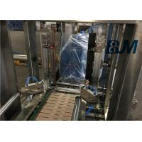 Wholesale Fully-automatic 5 gallon bottle bagging machine with shrink film from china suppliers