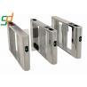 Buy cheap Pedestrian Swing Barrier Gate, Access Control Fastlane Turnstile from wholesalers