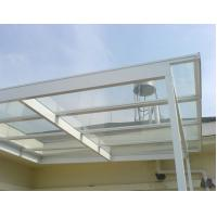 Quality 4.38mm - 30mm Laminated Tempered Glass For Canopy With Ce & Iso Certificate for sale