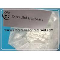 Wholesale CAS 50-50-0 Legal Oral Steroids Estradiol Benzoate Anti Estrogen Supplements Powders from china suppliers