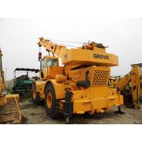 Wholesale USED GROVE RT750 50t ROUGH TERRAIN CRANE FOR SALE from china suppliers