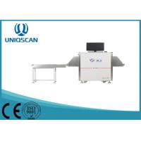 Wholesale Dual Energy Security Baggage Scanner 0.22m/S Conveyor Speed For Hotel SF5030C from china suppliers